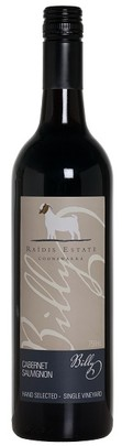 2012 Billy Cabernet Sauvignon